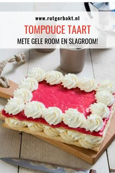 Dutch Recipes, Baking Recipes, Sweet Recipes, Cake Recipes, Dominican Food, Dominican Recipes, No Bake Pies, Pie Cake, Dessert Bread