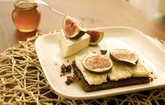 Honey and Figs Figs, Dairy, Honey, Beef, Cheese, Meat, Fig, Steak