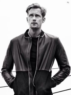 he really should model more...Alex for Dior Magazine