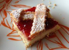 Ďalšie obľúbené recepty: Tvarohový koláč Fotorecept | Tvarohový koláč s kakaom Strúhaný tvarohový koláč Fotorecept | Osviežujúci tvarohový koláč Tvarohový koláč s nektarinkami Fotorecept | Tvarohový koláč s malinovou omáčkou Videonávod | Skvelé triky do kuchyne Tvarohový koláč so želatínou Fotorecept: Rebarborovo-tvarohový zákusok s penou Tvarohový koláč so želatínou KatkaK vareniu a pečeniu ma priviedli … Pokračovať v čítaní →