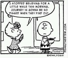 Keep believing