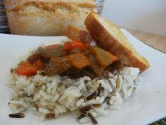 Czary w kuchni- prosto, smacznie, spektakularnie.: Gulasz z dodatkiem dzikiego ryżu Grains, Food, Essen, Meals, Seeds, Yemek, Eten, Korn