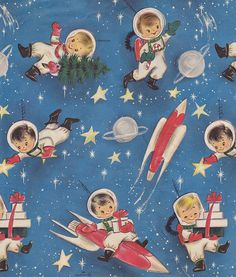 Hallmark Christmas Kids in Space by hmdavid, via Flickr