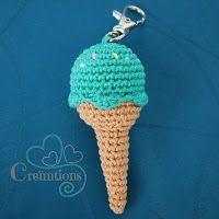 Mira lo que encontré en Freubelweb.nl: un patrón de ganchillo gratuito de Creïmtion . Crochet Food, Crochet Yarn, Crochet Amigurumi Free Patterns, Crochet Earrings, Diy Projects, Knitting, How To Make, Blog, Inspiration