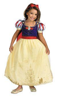 Prestige Snow White Princess Costume - Snow White Costumes