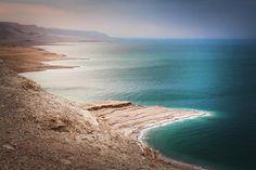 Totes Meer, Jordanien/Israel  Verbleibende Zeit für einen Besuch: Weniger als 50…