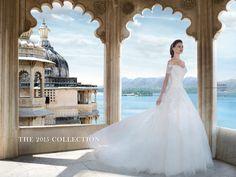 Magazine con la colección de vestidos de novia para 2014   SAN PATRICK GRANADA