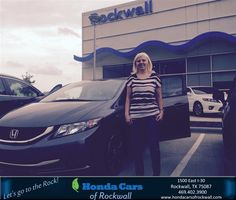 #HappyBirthday to Michelle from Teal McDonald at Honda Cars of Rockwall!  https://deliverymaxx.com/DealerReviews.aspx?DealerCode=VSDF  #HappyBirthday #HondaCarsofRockwall