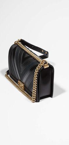 CHANEL Boy Chanel Flap Bag