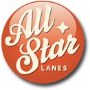 #allstarlanes Not exactly a restaurant we know. But we were surprised when we were able to have a GF burger, salad, chips, dips and Quinoa salad there on a team bowling night out at the Brick Lane venue. One of the waiters was a coeliac & helped advise us - cheers! #coeliac