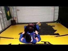 RLVT Half-Butterfly Guard Headstand Pass - YouTube