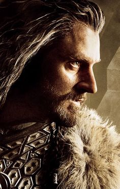 Thorin Oakenshield - way sexier than I expected