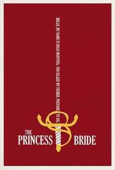 The Princess Bride by Matt Owen  The Princess Bride- quote by Inigo