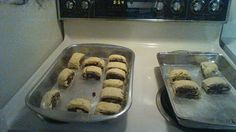 Iraqi Kleicha cookies!