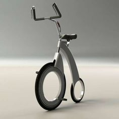 Front-Wheel Drive Folding Bikes : Diamove from David Damshek #taobike