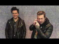 Synyster Gates & Zacky Vengeance tour liner outtakes - YouTube