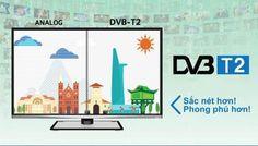 Tivi tích hợp DVB T2 thế hệ thông minh