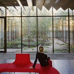 Tahari Courtyards by Michael Van Valkenburgh Associates « Landscape Architecture Works   Landezine