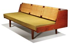 Hans Wegner Daybed: October 7, 2012 | Single Lot Profile | Los Angeles Modern Auctions (LAMA)