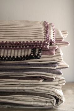 Laura's Loop: Flannel Receiving Blankets