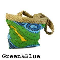 Aboriginal Art Cotton Bag