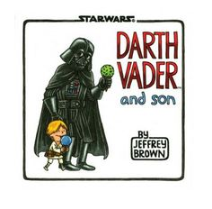 Darth Vader and Son Star Wars Height: in. Manufactured by: Chronicle Books Seller SKU: 201300020993 Darth Vader and Son Book Darth Vader Y Su Hijo, Darth Vader Comic, Darth Vader And Son, Vader Star Wars, Star Wars Comics, Dc Comics, Luke Skywalker, Father And Son, You Are The Father