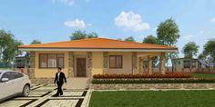 проект на къща в Скутаре до 200м2 Outdoor Decor, Home Decor, Decoration Home, Room Decor, Home Interior Design, Home Decoration, Interior Design
