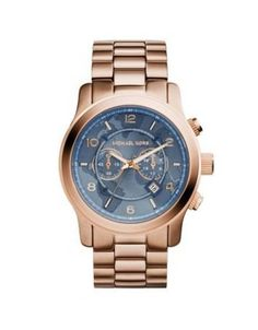 Michael Kors Watches: Men's Watch Hunger Stop Oversized Runway Rose Gold Stainless Steel Watch Michael Kors Stores, Michael Kors Coats, Michael Kors Watch, Elegant Watches, Stylish Watches, Cheap Watches, Watches For Men, Gold Watches, Best Affordable Watches