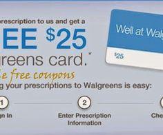 Printable Coupons: Walgreens Coupons