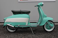 1967 Lambretta LI125 with complete ground up bare metal restoration in Cars, Motorcycles & Vehicles, Motorcycles & Scooters, Lambretta | eBay