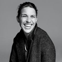 Designer Isabel Marant was born in Paris in 1967, she studied at Studio Berçot Fashion School from 1985 to 1987. Two years later she created her first costume jewelry and accessories line.