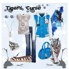 """""""Tiger's Curse"""" by danika-weddle on Polyvore"""