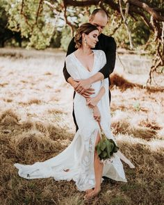 Tegan + Matt // Tegan wears Rue De Seine // photography by @blackbirdtale // www.blackbirdtale.com Byron Bay Weddings, Love Fest, Holi, The Incredibles, Gowns, Wedding Dresses, Inspiration, Instagram, Fashion