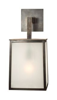 "25.     OJAI LARGE SCONCE (indoor/outdoor)17"" LONG IS GOOD SIZE FOR EXTERIOR COURTYARD.  ONE OF THE ONLY MODERN LIGHTS I HAVE FOUND"