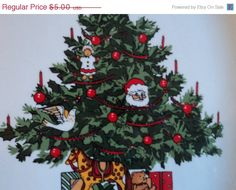 Christmas platter by WhiskeysWhims on Etsy