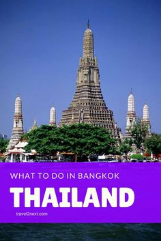what to do in bangkok What to do in Bangkok