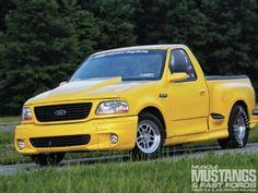 1999 Ford SVT Lighting - Better Late Than Never: NMRA champion Steve Martin chases the win!