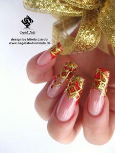 Bollywood Nails by Mirela Liardo