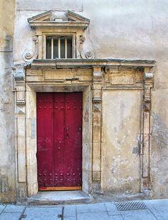 Ancient Doorway, Dave Mills