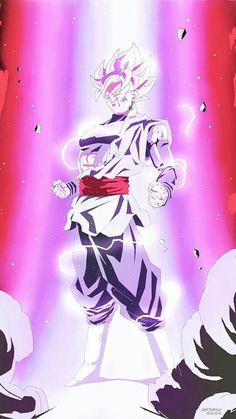 Black Goku ssj Rose estilo Z by jarimasu on DeviantArt Dragon Ball Z, New Dragon, Black Goku, Broly Ssj4, Zamasu Black, Goku Y Vegeta, Anime Artwork, Deviantart, Manga