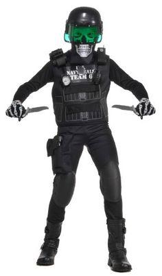 Buy Cheap Halloween Costumes Kids Zombie Navy Seal Costume