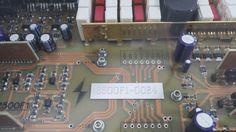 Legendary Precision Power 2500F1 Power Amplifier w Case Line Driver Serial 0024 | eBay