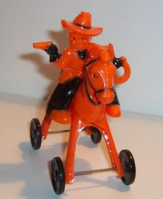 ...cowboy and horse Rosbro