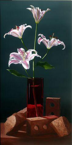 Jane Jones (b.1953) — The Triumph of Nature  (299x600)