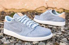 'Ice Blue' Air Jordan 1 Retro Low OG (Ten Detailed Pictures) - EU Kicks: Sneaker Magazine