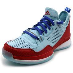 online retailer 759bb 347c7 ADIDAS D LILLARD OAKLAND REBELS BLUE RED DAMIAN LILLARD S85732 US 149.00 Damian  Lillard, Online