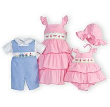 Watermelon Check Girls Summer Outfits, Boys Summer Outfits. Infants Toddler Boys Girls 3M - 8