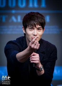 Mh, nodu saranghae boo boo! Lee Jonghyun ❤❤