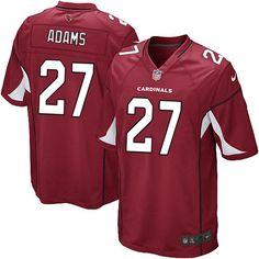 Men Nike Arizona Cardinals #27 Michael Adams Limited Red Team Color NFL Jersey Sale