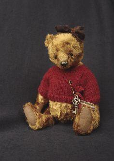 Claudia, One Of a Kind Artist Bear from  Aerlinn Bears,